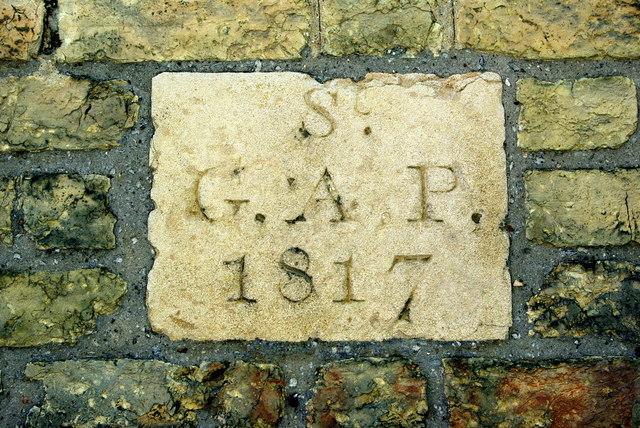 St G.A.P. 1817