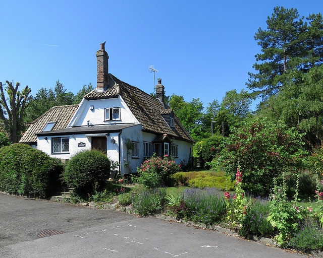 Haslingfield: Elizabeth Cottage