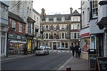 SY6778 : St Edmund St by N Chadwick