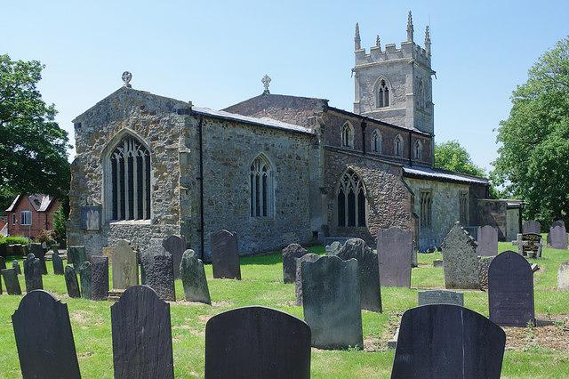 Rearsby Church