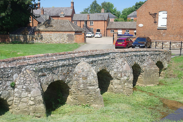 Rearsby Seven Arched Bridge