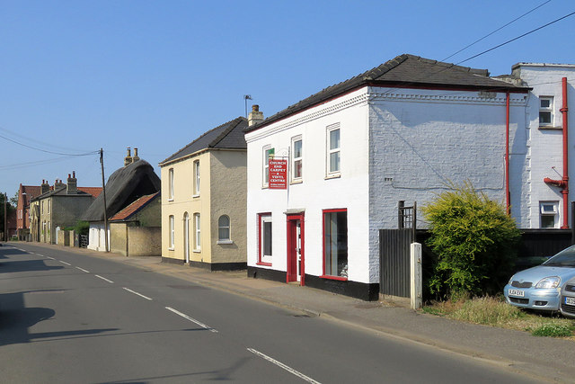 Cottenham: Church End Carpet & Vinyl Centre