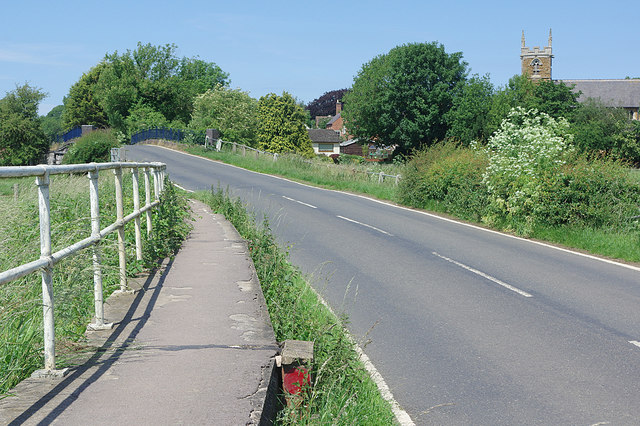 Rearsby Road, Thrussington