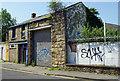 SD4761 : Brewery Lane Garage by Ian Taylor