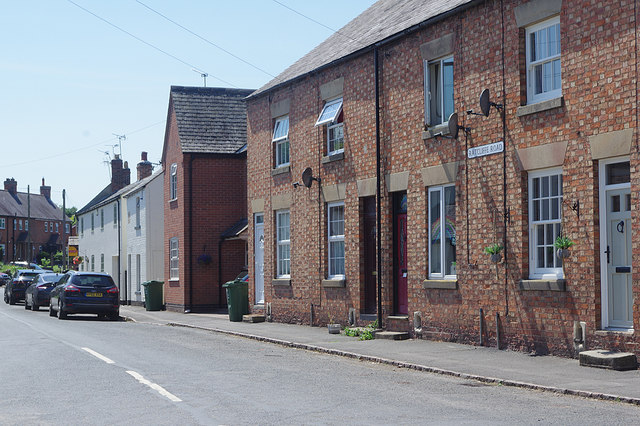 Ratcliffe Road, Thrussington