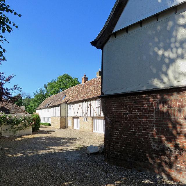Great Shelford: Church Street Barns