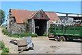 ST2297 : Stone building, Cil-Lonydd by M J Roscoe