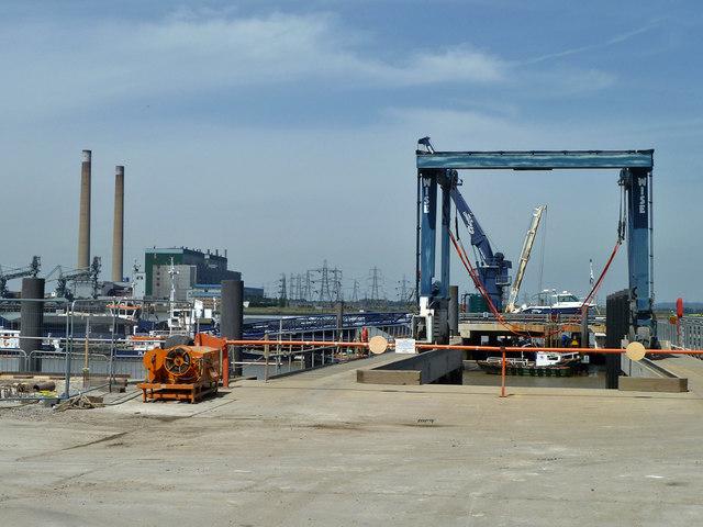 Denton Wharf