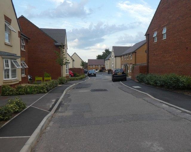 Celtic Close, Monkerton, Exeter