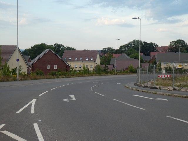 Tithebarn Way, Monkerton, Exeter