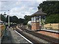 TQ3635 : Bluebell Railway - Kingscote Station by Chris Allen