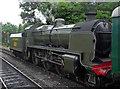 TQ3635 : Bluebell Railway - locomotive No. 1638 by Chris Allen
