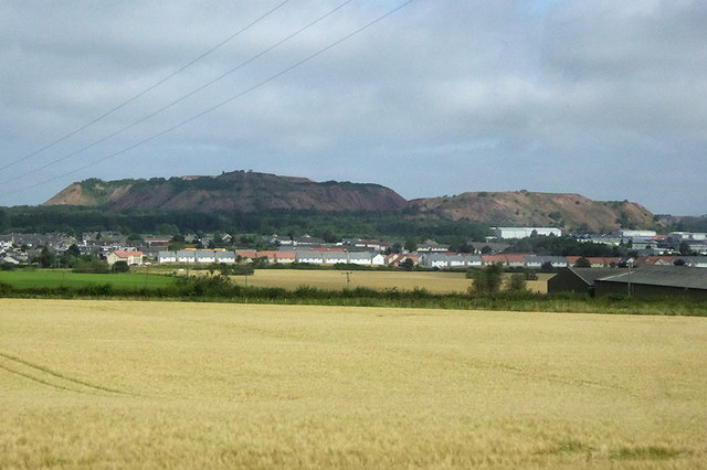 Farmland near Broxburn