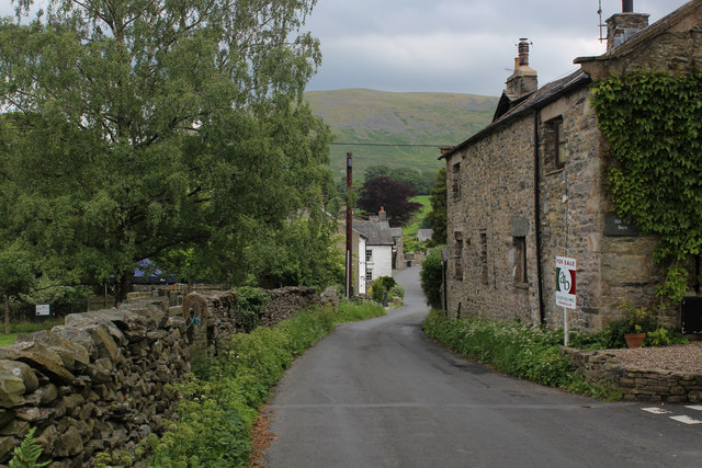 In the Village of Barbon