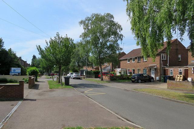 Barnwell: Galfrid Road
