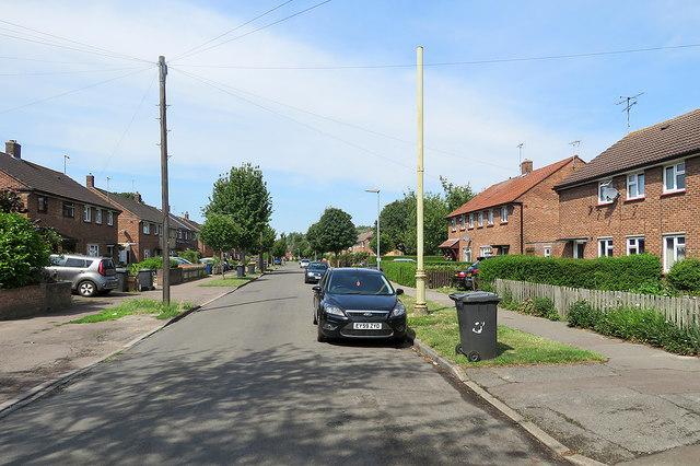Barnwell: on Thorleye Road