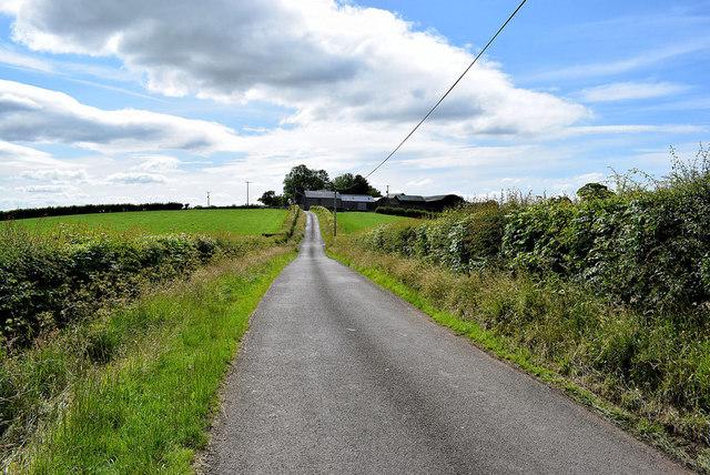 Dervaghroy Road, Laragh