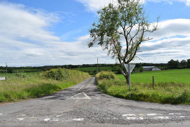 Laragh Road, Laragh