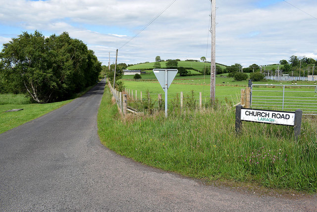 Church Road, Laragh
