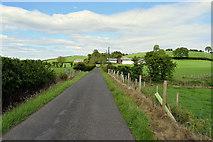 H5266 : Church Road by Kenneth  Allen
