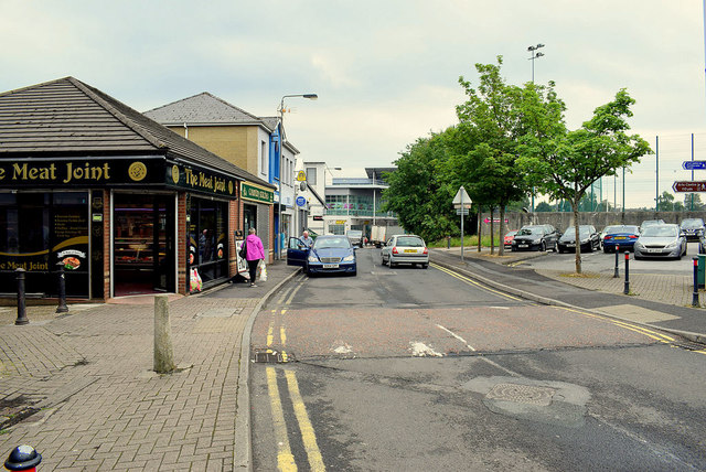 Kevlin Avenue, Omagh
