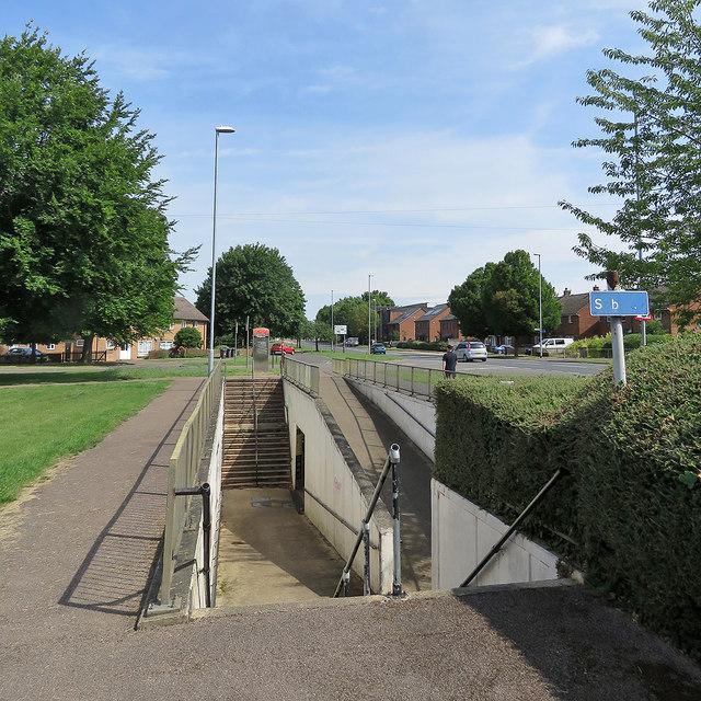 Barnwell Road subway