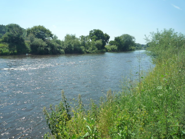 The River Wye (Foy)