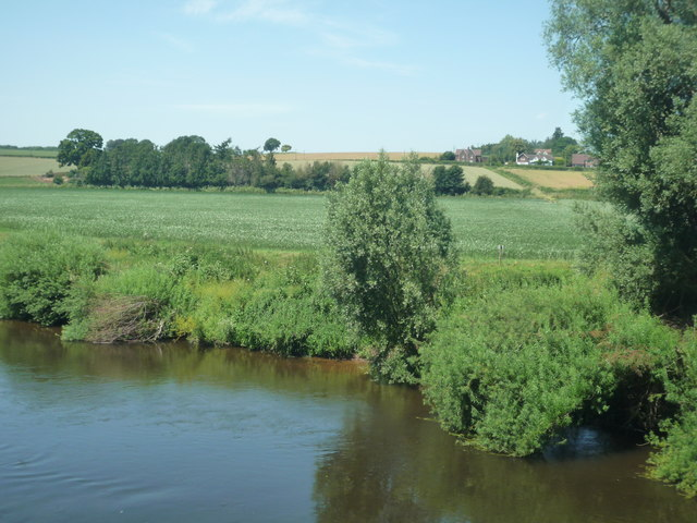 Brick End and the River Wye (Foy)