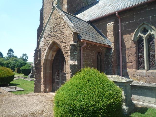 St. Mary's Church (Porch | Foy)