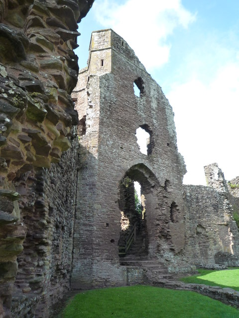 Grosmont Castle (South-West Tower)