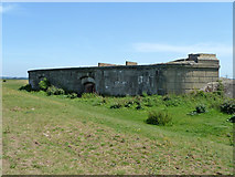 TQ6974 : Shornmead Fort by Robin Webster