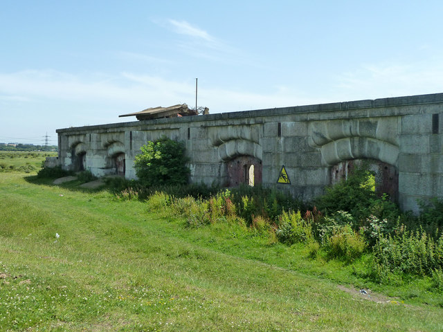 Shornmead Fort