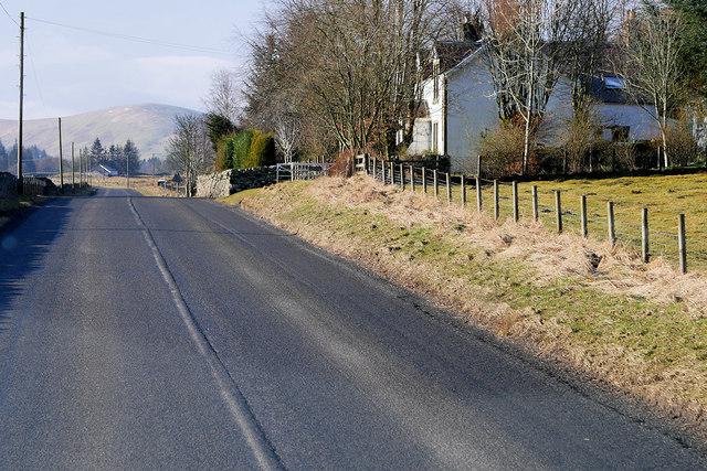 A701, Glenveg