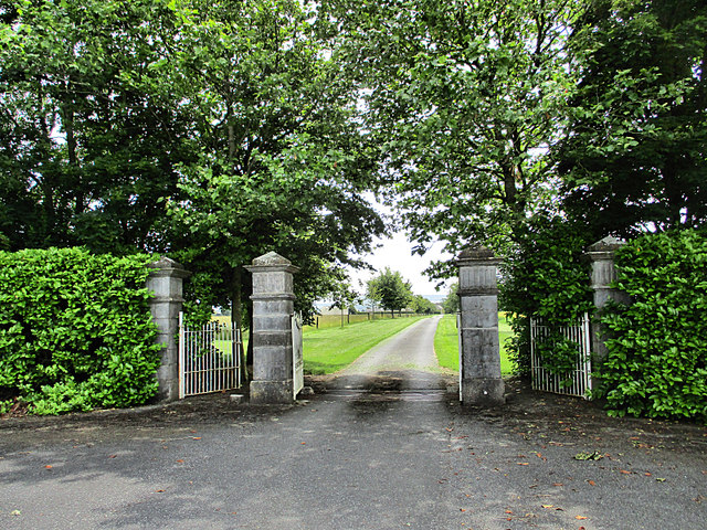 Entrance Gateway