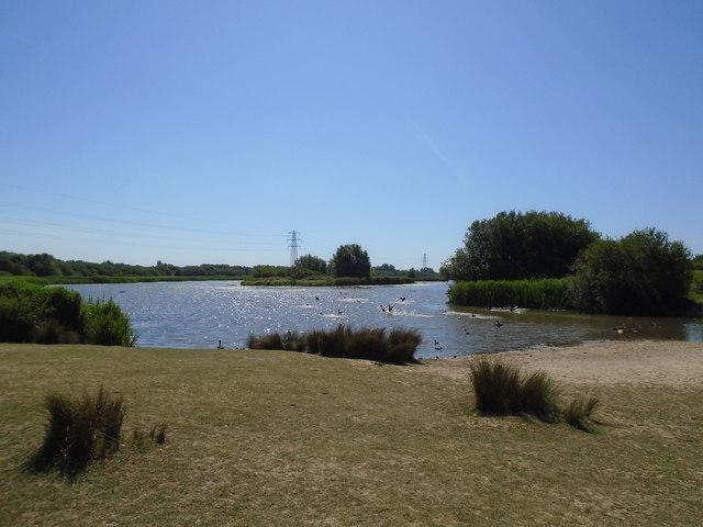 Hydneye Lake