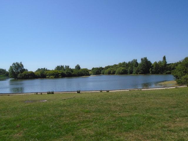 Shinewater Lake