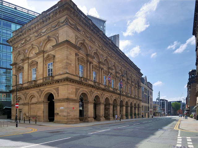 Peter Street, The Free Trade Hall