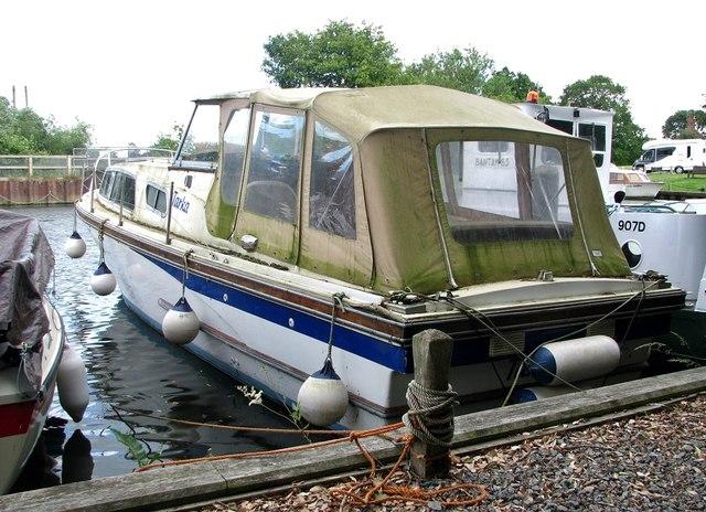 The private cruiser 'Tarka'