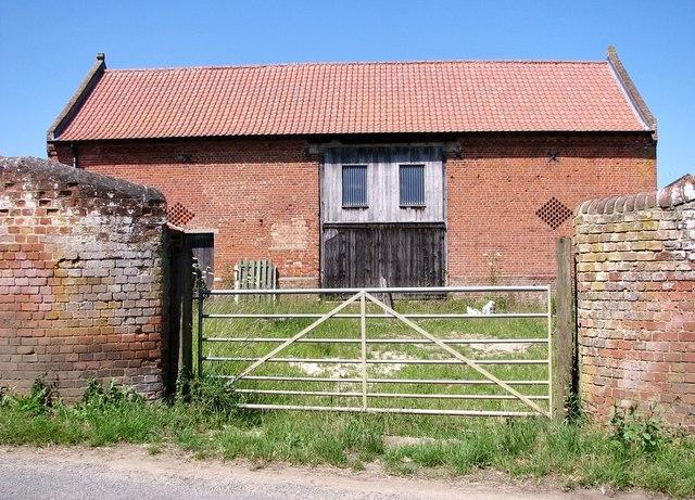 Old Barn by Hill Farm