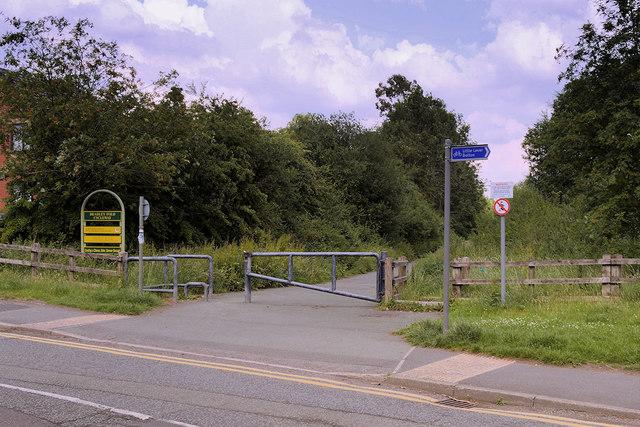 Bradley Fold Cycleway