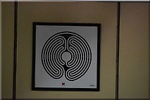 TQ2882 : Labyrinth #200, Great Portland Street by N Chadwick