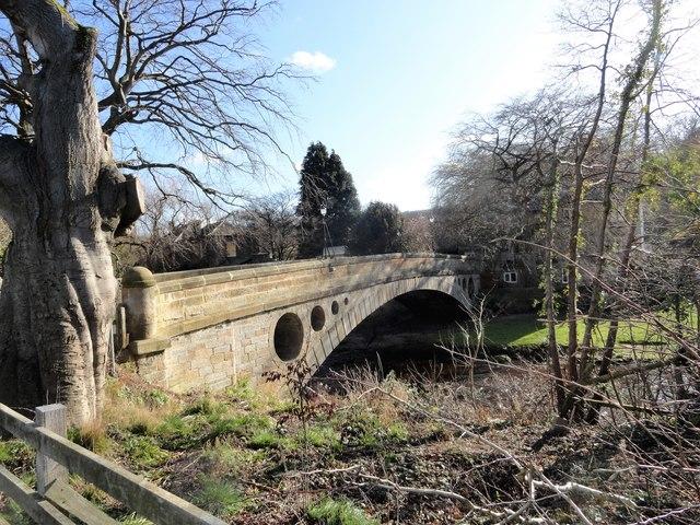 Lintzford Mill Bridge