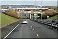 NT1272 : M9 Motorway, Newbridge by David Dixon