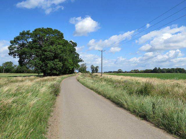 Waterbeach: on Bannold Drove