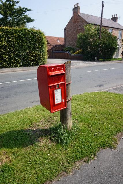 Postbox on Main Street, Melbourne
