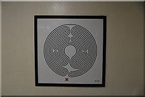 TQ2982 : Labyrinth #201, Euston Square by N Chadwick