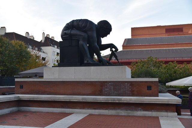 Newton, British Library