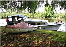 TG2906 : The private cruiser 'Just the One' by Evelyn Simak