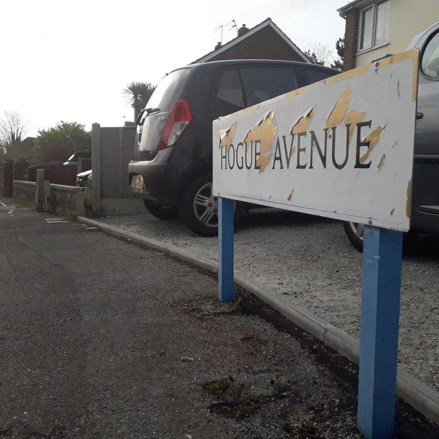 Northbourne: Hogue Avenue
