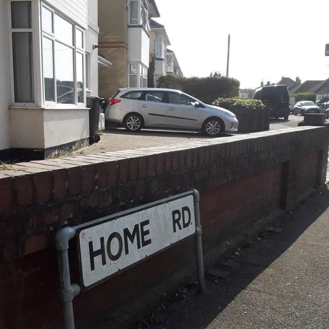 Kinson: Home Road